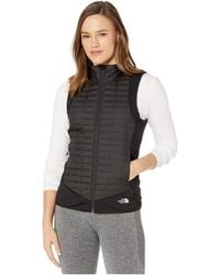 The North Face Thermoball Hybrid Vest - Black
