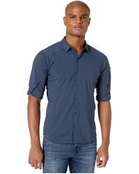 Arc'teryx Elaho Long Sleeve Shirt Clothing - Blue