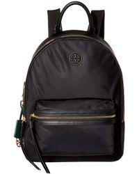 Tory Burch - Perry Nylon Zip Backpack - Lyst