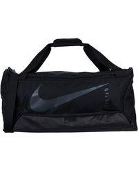 Nike Brasilia Medium Duffel Bag 9.0 - Black