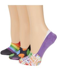 TOMS Unity 3-pack - Multicolor