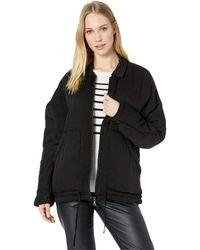 RVCA - Carton Jacket (black) Women's Coat - Lyst