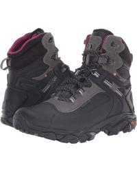 Hi-Tec - Ravus Chill 200 I Wp (charcoal/cool Grey/amarath) Women's Waterproof Boots - Lyst