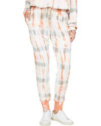 Young Fabulous & Broke Reid Sweatpants - Orange