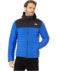 The North Face - Stretch Down Hoodie - Lyst