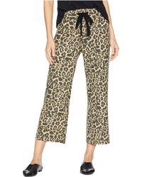 LNA - Brushed Leopard Kismet Pants (leopard) Women's Casual Pants - Lyst