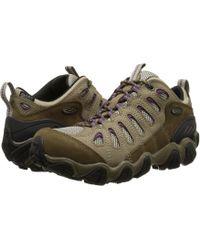 Obōz - Sawtooth Low Bdry (violet) Women's Shoes - Lyst