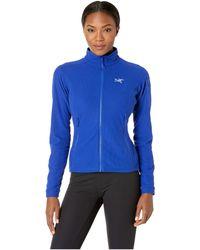 Arc'teryx Delta Lt Jacket (black) Women's Coat - Blue