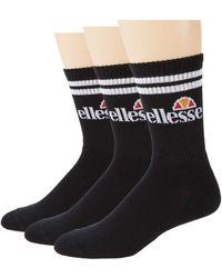 Ellesse Pullo Socks - Black