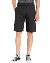 Dickies 11 Cargo Work Active Waist Shorts Regular Fit - Black