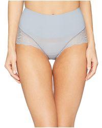 Spanx - Undie-tectable(r) Lace Hi-hipster Panty (black) Women's Underwear - Lyst
