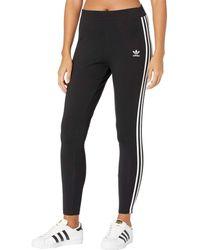 adidas Originals 3 Stripes Tights - Black