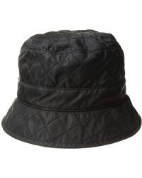 7abeabc2b22 San Diego Hat Company - Sdh3402 Quilted Rain Hat (navy) Caps - Lyst