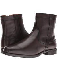 Florsheim - Midtown Plain Toe Zip Boot - Lyst