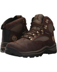 Timberland Chocorua Trail Mid With Gore-tex® Membrane - Brown