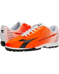 Lyst - Diadora Quinto6 Id Indoor Football Boots in Yellow for Men 40d97e52b