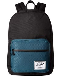 1934a419515c Herschel Supply Co. - Pop Quiz (wcamo zip) Backpack Bags - Lyst