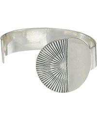 Lucky Brand - Rising Sun Cuff Bracelet - Lyst