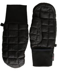 The North Face - Thermoball Mitt (petticoat Pink (prior Season)) Over-mits Gloves - Lyst