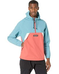 Timberland - Windbreaker Pullover Jacket - Lyst
