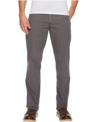 Carhartt - Five-pocket Relaxed Fit Pants (hickory) Men's Clothing - Lyst