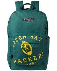 Mitchell & Ness Nfl Backpack Packers - Green