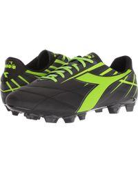 5fe4b74316 Diadora Mw-tech Rb R Turf Shoe in Black for Men - Lyst