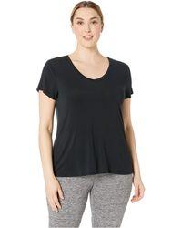 Prana - Plus Size Foundation Short Sleeve Top - Lyst
