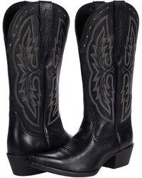 Ariat - Heritage X Toe Elastic Calf Shoes - Lyst