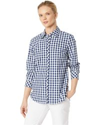 Vineyard Vines - Mini Gingham Classic Button Down - Lyst