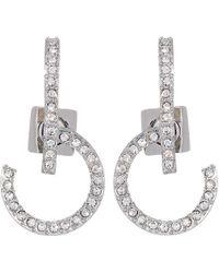 Vince Camuto - Lobe Hoop Earrings (gold) Earring - Lyst