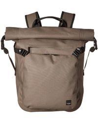 Knomo - Thames Hamilton Roll Top Backpack (khaki) Backpack Bags - Lyst