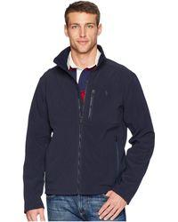 Polo Ralph Lauren - Barrier Jacket (polo Black) Men's Coat - Lyst