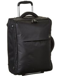 Lipault - 0% Pliable 22 Upright (navy) Carry On Luggage - Lyst