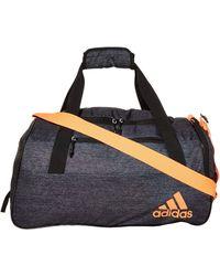 adidas Squad Iv Duffel (black/white) Bags - Pink