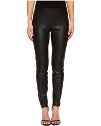 ESCADA - Lalegia Lamb Leather Pants (black) Women's Casual Pants - Lyst