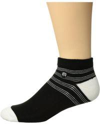 Travis Mathew - False (black) Men's Crew Cut Socks Shoes - Lyst