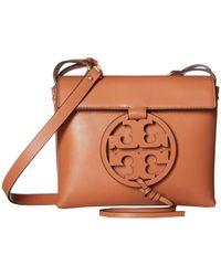 Tory Burch - Miller Crossbody (tramonto) Cross Body Handbags - Lyst