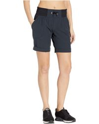 Brooks Avenue Bermuda Shorts - Black