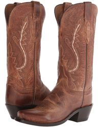 Lucchese Cassidy - Brown