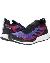 adidas Originals Terrex Two Parley Running Shoes - Black