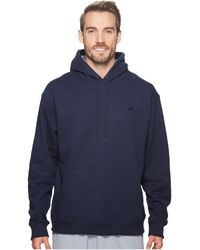 Champion - Powerblend Pullover Hoodie (navy) Sweatshirt - Lyst