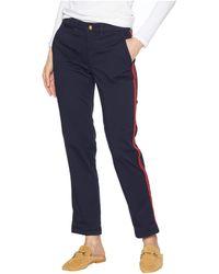 Lauren by Ralph Lauren - Stretch Cotton Skinny Pants (jute Moss) Women's Casual Pants - Lyst