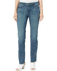 NYDJ Women/'s Marilyn Optic White Lift /& Tuck Women/'s Crop Cuff Jeans 8 Nwt
