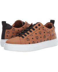 MCM Logo Group Sneakers - Multicolor