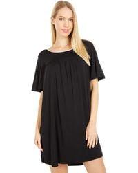 Kate Spade Evergreen Sleepshirt - Black