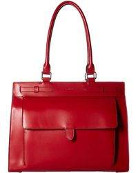 Lodis Audrey Rfid Eileen Large Brief - Red