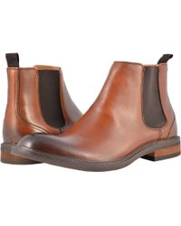 Vionic - Kingsley (black) Men's Boots - Lyst