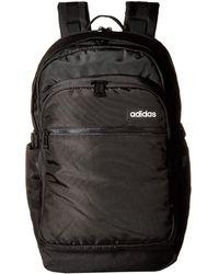 d5fef8ac403f adidas - Core Advantage Backpack (dark Blue black white) Backpack Bags -