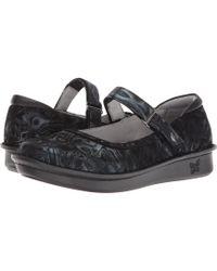Alegria - Belle (jet Luster) Women's Maryjane Shoes - Lyst
